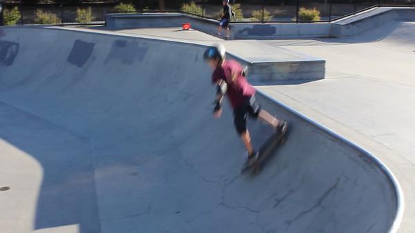 July 2012 Skateboard