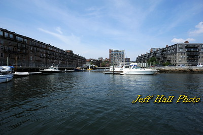 Boston Harbor July 2012