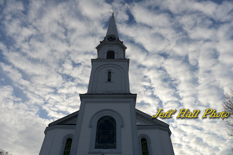 Church, Camden, Maine