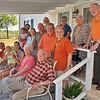 Carlson Mini-reunion at Tudy's in Georgetown, TX -