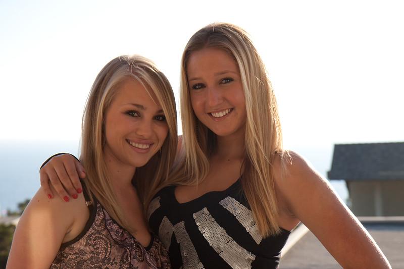 Siena and Jessie