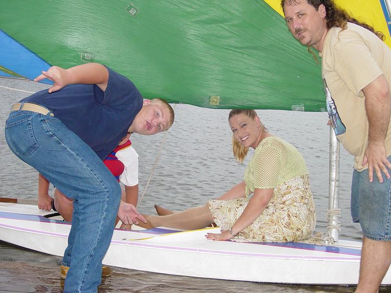 Tallon, Nicole and Kevin