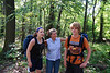 [Photo by Matt Helmuth] - kids with me just before AT hike 2010