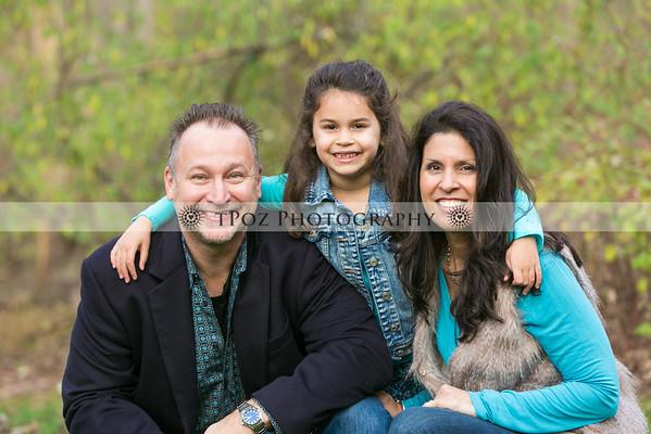 Sikora Family 2015