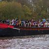 Aankomst van de 'Stoom'boot in 2008