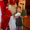 Manon gaf aan ook graag een liedje te willen zingen.