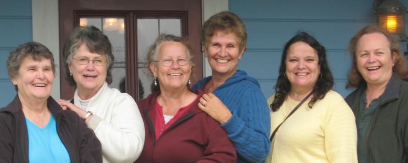 Mary, Joyce, Nancy, Linda, Debbie, Becky