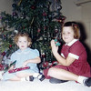 1959 another christmas in Augusta. Mama Jo really liked sending a lot of gifts!  I'm sure we weren't complaining...