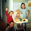 Travis Wolf, Elainee, Wyatt and Taylor  ( 2002 )