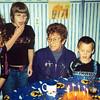 Taylor, Nicole, Arletta and Travis Wolf  ( 2002 )