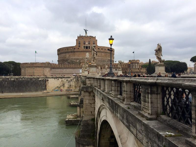 Castle in Rome