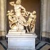 Famous sculpture in Vatican, Rome