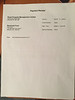 Royal Property Management receipt for $146 for audit assessment 2017 May 8th