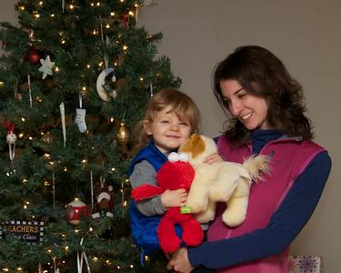 Finnegan and Amanda Sizemore 2014 Calendar Pictures
