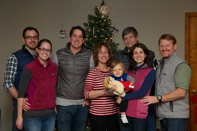 Mauser Family Portrait Sizemore 2014 Calendar Pictures