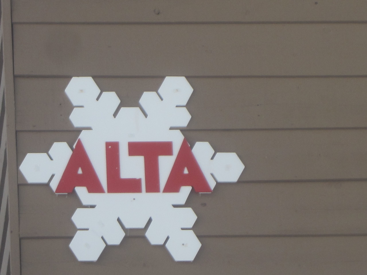 Alta, the place and the state of mind.  Another amazing, funny, yummy, cozy visit. Can't wait for the next one.
