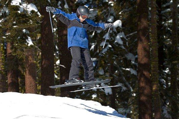Feb Ski Trip (sledding)