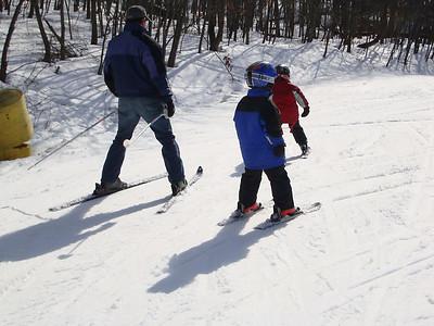 Skiing Mohawk 2009