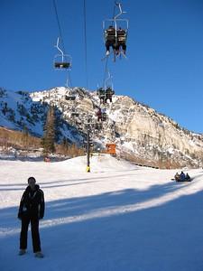 Snowbird Chairlifts