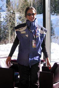 K As Ski Instructor