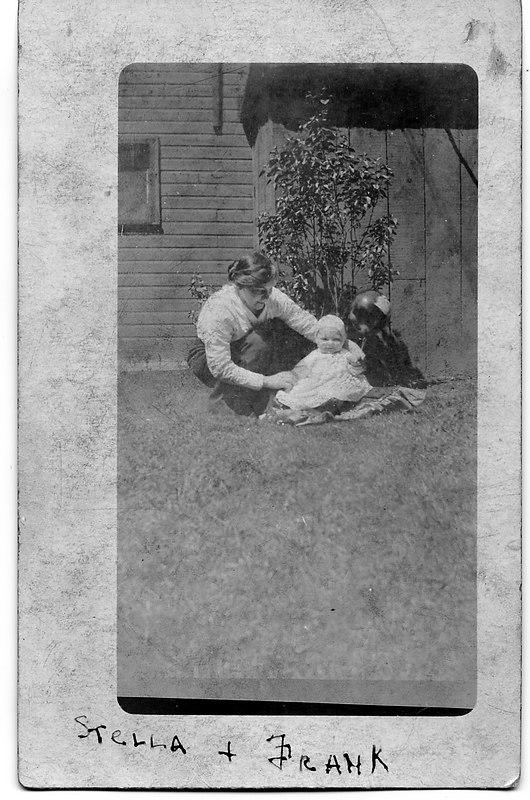 Stella and Frank Scripp.