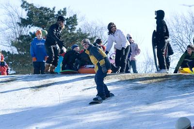 Sledding-Winter 2008