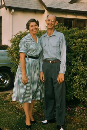 Alice & Bob Freeman 1957