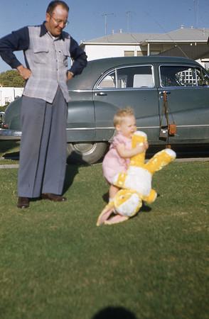 1954 - David Anne Rabbit - S820