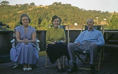 Velma, Sylvia and Merle 1952