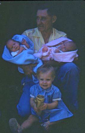 Grandpa Turner and Kids