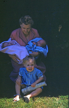 Elna Turner and Kids