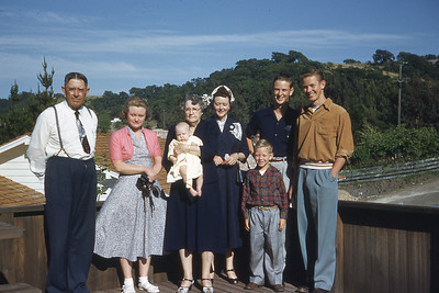 Turners, Bowers, Anne and Mother 1953