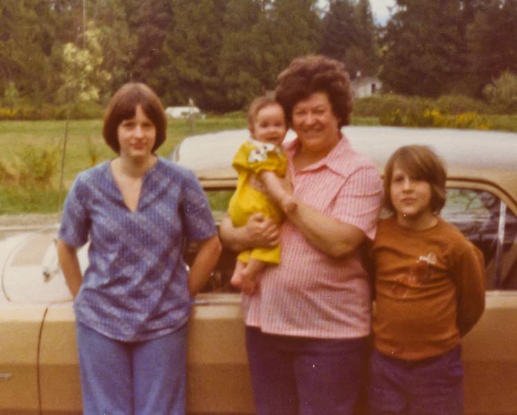 Merideth, Terry, Kenny, and Beth.