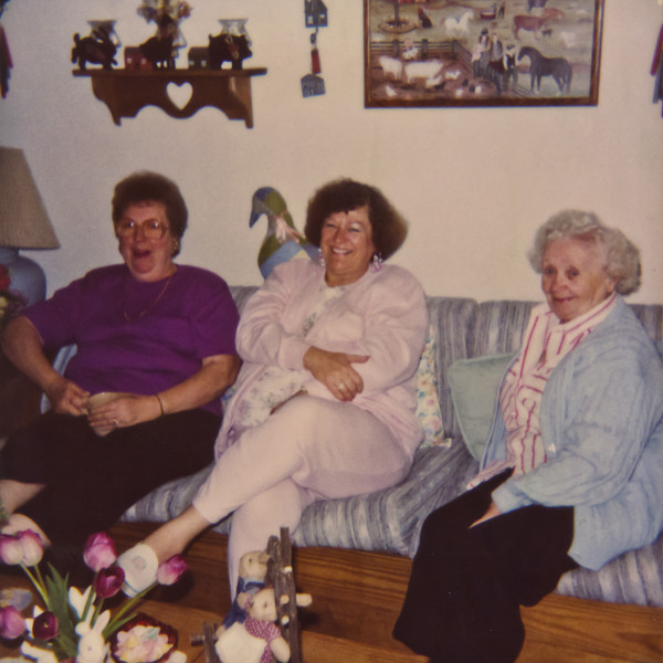 Merideth, Bonnie, and Dorley.