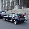 Smart Roadster in Chartes, France, June 12, 2005.
