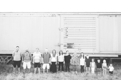 Extended Smith Family ~ 9 2013-004