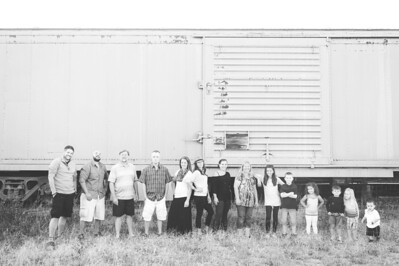 Extended Smith Family ~ 9 2013-008