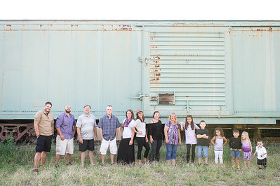 Extended Smith Family ~ 9 2013-007