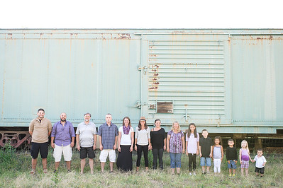 Extended Smith Family ~ 9 2013-003
