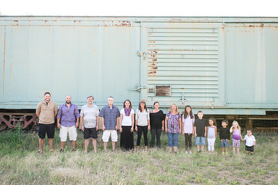 Extended Smith Family ~ 9 2013-005