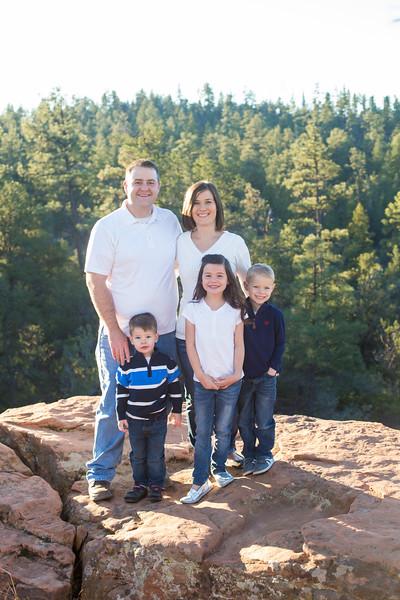 Smithson Family 2014