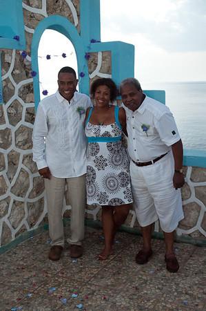 Jamaica 2012 Wedding-171