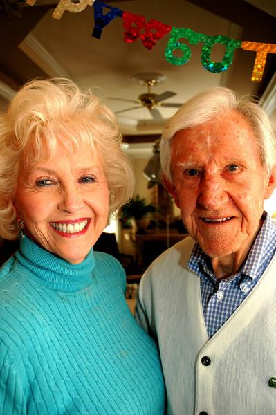 Snapshots of Betty & JC's 60th anniv