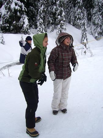 Snoqualmie Pass - Christmas 2007