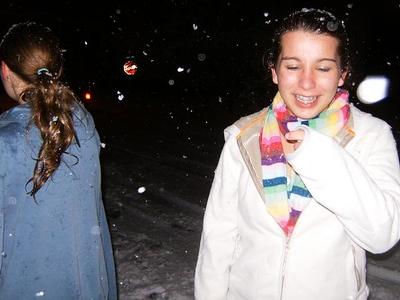 Snow November '07