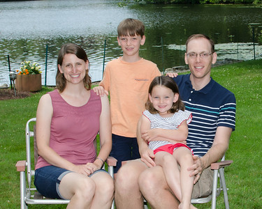 Snow family 7-18-14