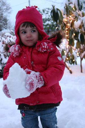 SnowySaturday