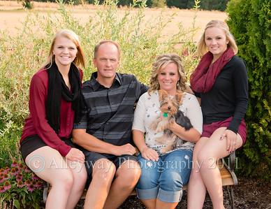 Snyder Family 2015