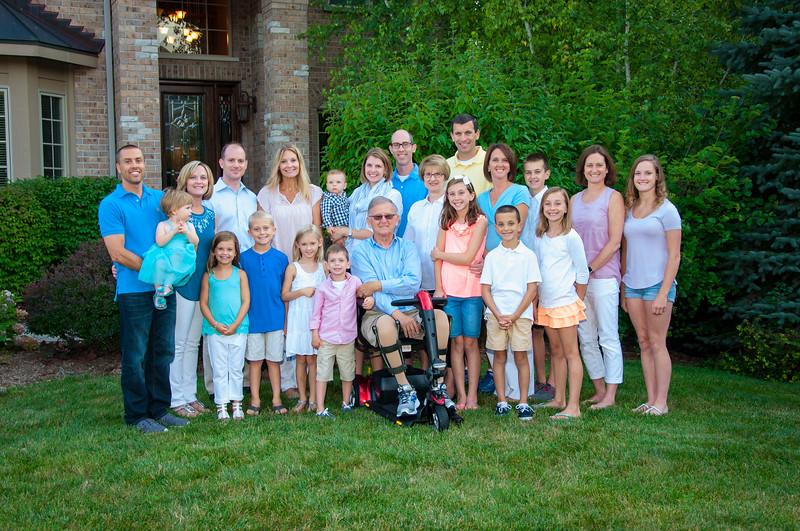 Snyder Family 2017