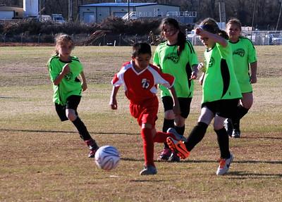 Soccer Game 4/08/2014